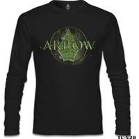 Lord T-Shirt Arrow - Logo Siyah Erkek T-Shirt
