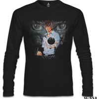 Lord T-Shirt Death Note - 3 Siyah Erkek T-Shirt