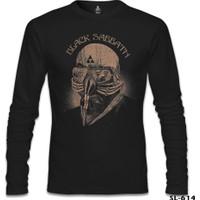 Lord Sweatshirt Black Sabbath Siyah Erkek Sweatshirt
