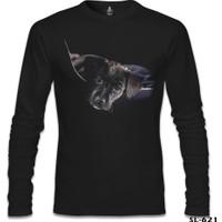 Lord T-Shirt Puppy Siyah Erkek T-Shirt