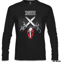 Lord T-Shirt Shady Xv Siyah Erkek T-Shirt