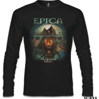 Lord T-Shirt Epica - The Quantum Enigma Siyah Erkek T-Shirt