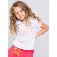 U.S. Polo Assn. Viktor Kız Çocuk T-Shirt