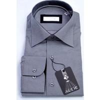 Sude Triko Erkek Klasik Uzun Kollu Gömlek 31045