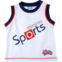 Zeyland Erkek Çocuk Beyaz Atlet K-Mm11seaf52