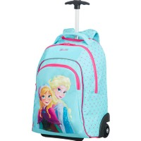 American Tourister New Wonder-Tekerlekli Sırt Çantası Frozen Magic