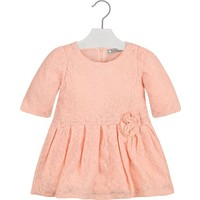 Mayoral Kız Çocuk Elbise-Dantel 7 Yaş (122 cm)