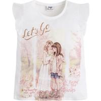 Mayoral Kız Çocuk T-Shirt Kısa Kol 2 Yaş (92 cm)