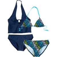 "bonprix Mavi Bikini + Tankini (2""Li Paket) 34-54 Beden"