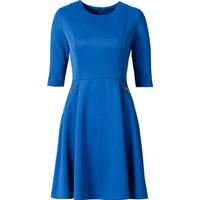 Bodyflirt Mavi Scuba Kumaş Elbise