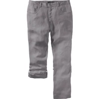 Bpc Selection Gri Keten Pantolon K+İ-Beden 34-54 Beden