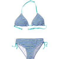 Bpc Bonprix Collection - Mavi Kız Çoçuk Bikini (2Li Takım)