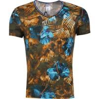 Bikkembergs Erkek T-Shirt B6T10140001