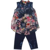 Modakids Nk Kids Kız Çocuk Robası Pullu Takım 002-11766-012