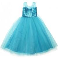 Modakids Kız Çocuk Abiye Elbise 048-160-037