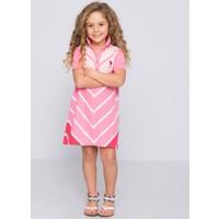 U.S. Polo Assn. Kız Çocuk Veland Elbise Pembe