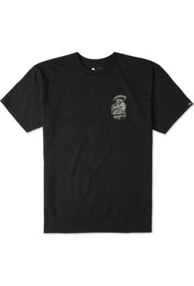 Emerica Death Skates Black Erkek T-Shirt