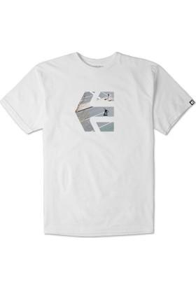 Etnies Julian Tre İcon Ss White Erkek T-Shirt