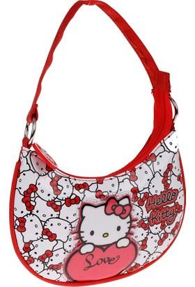 Hello Kitty 86626 Kırmızı Unisex Çocuk El Çantası