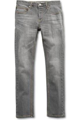 Etnıes E1 Slım Denım Worn Black Pantolon