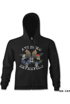 Lord T-Shirt Avenged Sevenfold - Faces