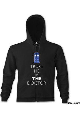 Lord T-Shirt Doctor Who - Trust Me I'm A Doctor