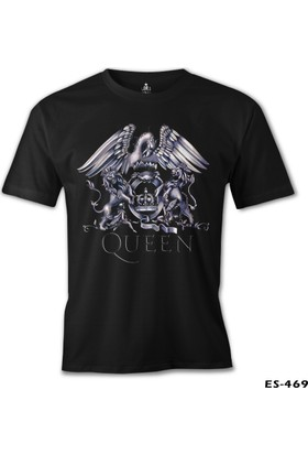Lord T-Shirt Queen Logo Erkek T-Shirt