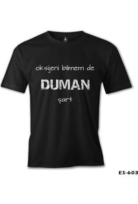 Lord T-Shirt Duman 2 Erkek T-Shirt