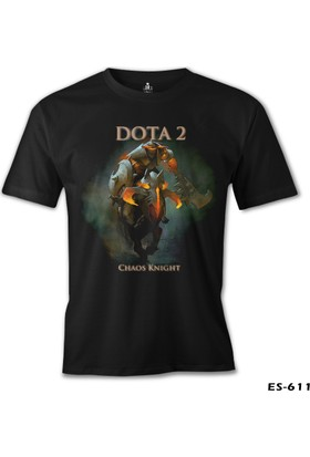 Lord T-Shirt Dota 2 - Chaos Knight Erkek T-Shirt