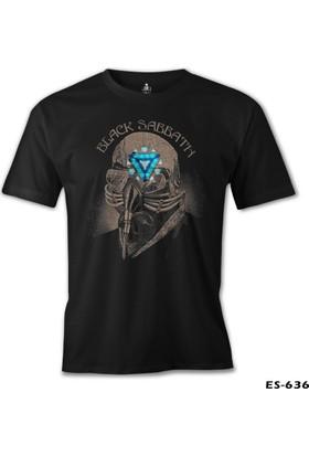 Lord T-Shirt Black Sabbath Arc Reactor Erkek T-Shirt