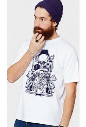 The Chalcedon Minnan jakt Azrael Erkek Tshirt