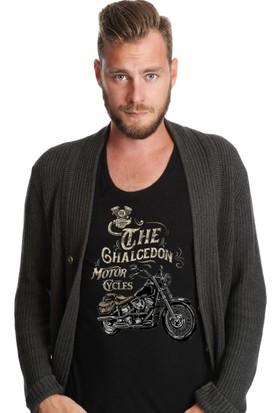 The Chalcedon The Chalcedon Motorcycles Erkek Tshirt