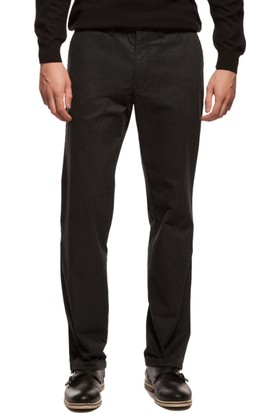 Pierre Cardin Kanvas Pantolon Siyah