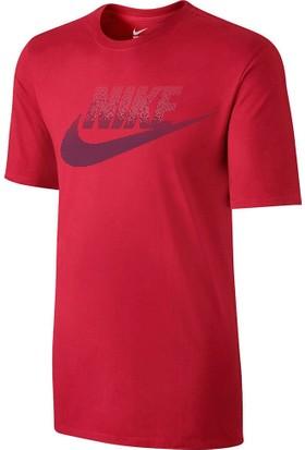 Nike Teeovrsze Speckle Futura Erkek Tişört 684133-A 657