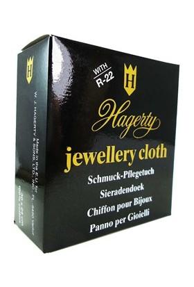 Osmanlı Gümüş Hagerty Gümüş Altın Parlatma Bezi - Cila Içerir