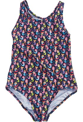 Slipstop Mermaid Kız Çocuk Mayo
