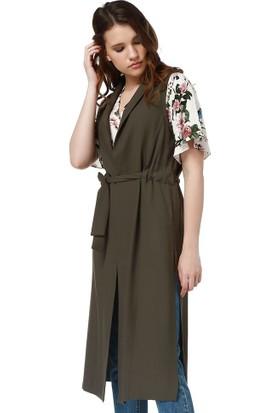 Bsl Fashion Haki Yelek 9306