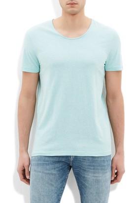 Mavi Erkek Yeşil Basic T-Shirt ...
