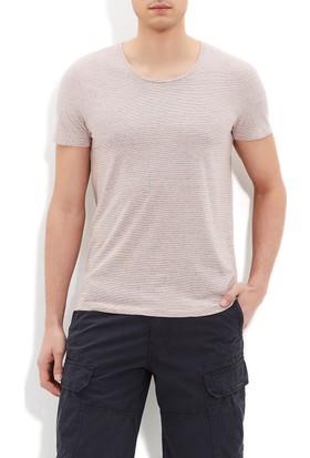 Mavi Erkek Cepli Turuncu BasicT-Shirt