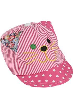 Soobe SBAKNSPK1167 Kız Sevimli Kedi Şapka