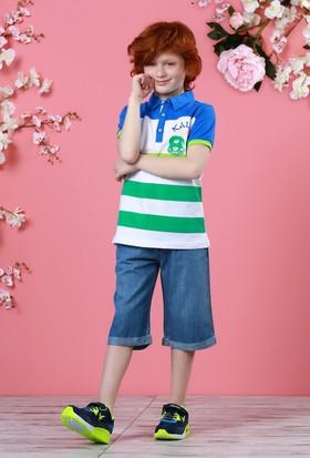 Zeyland Erkek Çocuk Saks T-shirt - 71Z3SPJ51