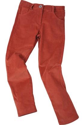 Zeyland Kız Çocuk Kiremit Pantolon K-22D384301