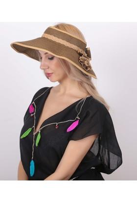 Bay Şapkacı Kadın Siperlik Şapka