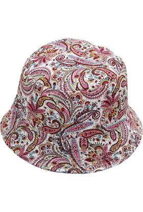 Bay Şapkacı Kadın Bermuda Çift Taraflı Şapka