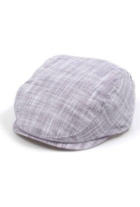 Bay Şapkacı Erkek Düz Kaset Şapka