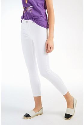 LTB Lonia White Pantolon