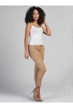 Twister Jeans Zero 170-846 Bej Pantolon