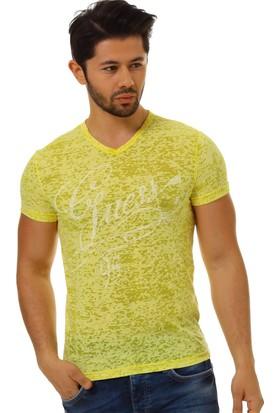 Twister Jeans Ets 1008 Sarı Erkek T-Shirt