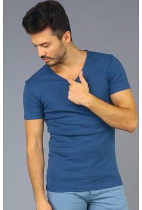 Twister Jeans Ets 1201 İndigo Erkek T-Shirt