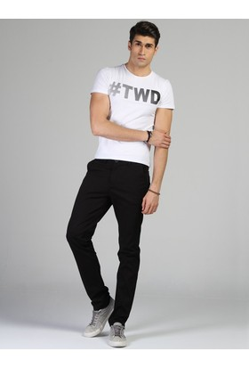 Twister Jeans Star Togo 204-01 Siyah Pantolon